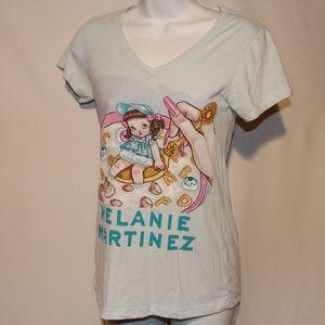 Melanie Martinez Alphabet Shirt small